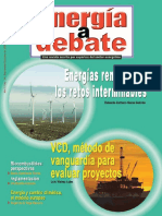 Energia a Debate Vcd Una Metodologia