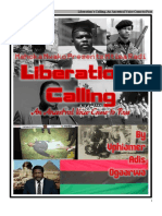 Liberations Calling, An Ancestral Voice Come to Pass