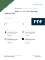 [5] Antonio González-Pardo, Francisco B. Rodríguez, Estrella Pulido and David Camacho. Using Virtual Worlds for Behaviour Clustering-based Analysis