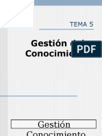 tema5-gestiondelconocimientokm-100310055715-phpapp01.ppt