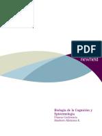 Humberto Maturana - Biología de la cognición y  epistemología - Primera Conferencia.pdf
