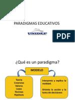 Sem1.2. Paradigmas Modelos Educativo