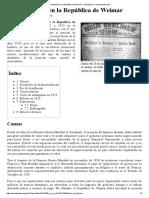 Hiperinflación en la República de Weimar - Wikipedia, la enciclopedia libre.pdf