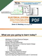 Electrical System Design_Lec 1