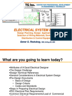 Electrical System Design_Lec 1