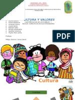 Valores y Cultura