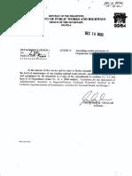 Do_235_s2000 Guidelines on Administrative Sanctions on Defective Implementationamendment