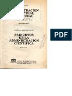 Administracion Industrial y General de Fayol