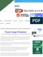 Sistema de Drenaje Superficial, Causas y Componentes | CivilGeeks.com