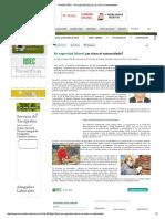 Revista HSEC - En Seguridad Laboral ¿Es Clave El Autocuidado