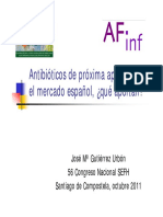 Nuevos Antibioticos Por Venir