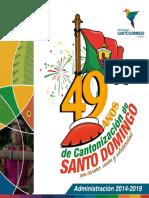 Programa 2016 SD