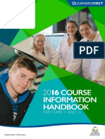 Year11 12 Course Information Handbook