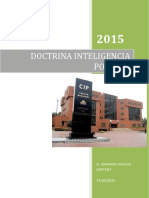 Doctrina de Inteligencia(1)