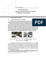 USO DE CARGAS DISTRIBUIDAS EN CABLES