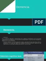 6 Demencia