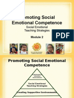 Social Emotional Competence