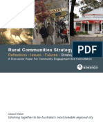 Rural Communities Strategy 2015