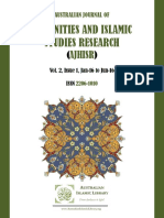 Ajhisr - Vol 2 Issue 1 || Australian Research Journals