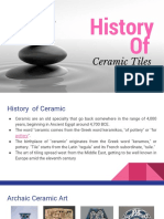 Know about Everything Ceramic Tiles