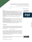 Cuestiones Ético-profesionales en El Ejercicio Del Derecho