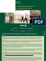 RED Psychoactive Substances Amendment Act OCTOBER 2015