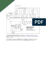 Voltímetro Digital Con El IC 710711