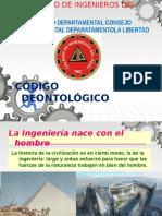 Codigo Deontologico