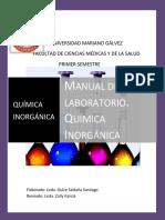 MANUAL DE LABORATORIO. QUÍMICA INORGÁNICA_EDICIÓN HUEHUE_EJMA_ENERO 2015 (1)