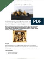 Manual Mantenimiento Cero Horas Overhaul Mantenimiento Total Maquinaria Pesada Caterpillar Aplicacion