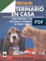 Gianinetti Roberto - El Veterinario en Casa