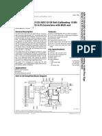 ADC12130CIN