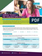 Ise Teacher Factsheet Esol Facs 10 (Ise 02)
