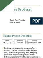 04 Teori Produksi