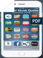 Kosher Nosh Guide 2016