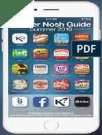 Kosher Nosh Guide 2016