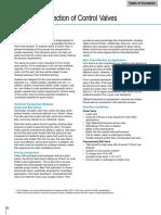 CV General Formulas