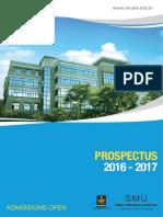 SMUDE Prospectus