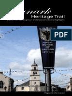 Lanark Heritage Trail Leaflet