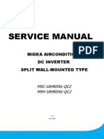 Midea Air-Conditioner Service Manual