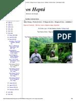 John Chang - Parte [1 de 4] - O Mago de Java - Magus of Java - Autêntico Taoísta Imortal - Sete Antigos Heptá