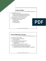 FSM Design Procedure Verilog