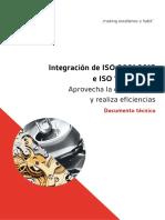 Integracion ISO 9001 ISO 14001