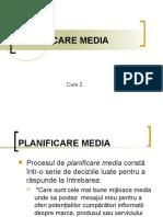 2.2 Planificare Media