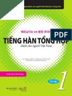 eBook GT Tieng Han Tong Hop - So Cap 1