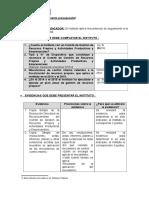 Anexo 03 Proceso de Revalidación (Formato Indicador N°06)