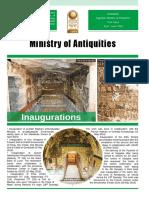 1st Ministry newsletter