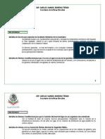 AGENDA LEGISLATIVA SEGUNDO PERÍODO ORDINARIO DE SESIONES LXI LEGISLATURA - DIP. SAMUEL MORENO