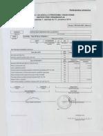 Godišnji financijski izvještaj HDZ-a za 2014.