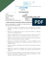 VA 496702 Chauffeur GS2 Conakry Guinee
